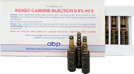 Indigo Carmine Injection
